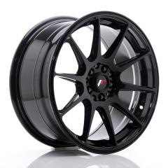 JR Wheels JR11 17x8,25 ET35 5x100/114,3 Glossy Black
