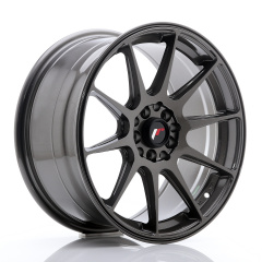 JR Wheels JR11 17x8,25 ET35 5x100/114,3 Hyper Gray