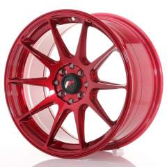 Japan Racing JR11 17x8,25 ET35 5x100/114,3 Pla Red