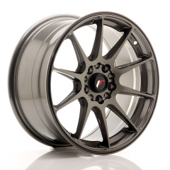 Japan Racing JR11 17x8,25 ET35 5x112/114,3 Hyper Gray<br/>