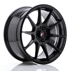 JR Wheels JR11 17x8,25 ET35 5x100/108 Glossy Black