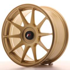 Japan Racing JR11 17x8,25 ET35 Blank Gold