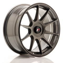 Japan Racing JR11 17x8,25 ET35 Blank Hyper Gray<br/>