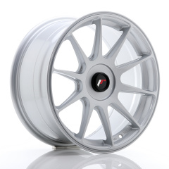 JR Wheels JR11 17x8,25 ET35 BLANK Hyper Silver