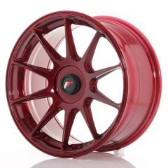 Japan Racing JR11 17x8,25 ET35 Blank Platinum Red