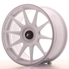 Japan Racing JR11 17x8,25 ET35 Blank White