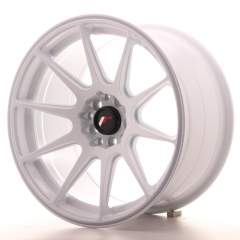 Japan Racing JR11 17x9 ET20 4x100/114 White