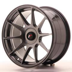 Japan Racing JR11 17x9 ET25-35 Blank Hyper B