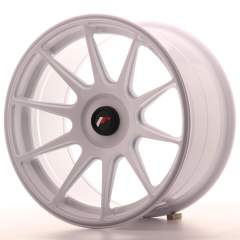 Japan Racing JR11 17x9 ET25-35 Blank White