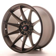 Japan Racing JR11 18x10,5 ET22 5x114/120 Dark Bron