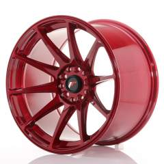 Japan Racing JR11 18x10,5 ET22 5x114/120 Plat Red