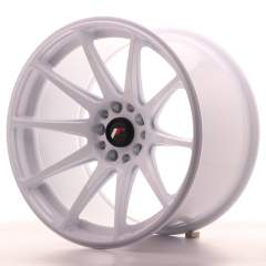 Japan Racing JR11 18x10,5 ET22 5x114/120 White