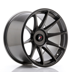 Japan Racing JR11 18x10,5 ET22-25 Blank Hyper Gray<br/>