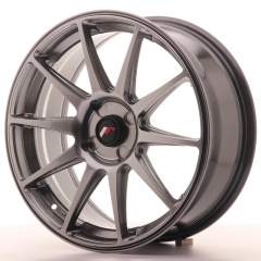 Japan Racing JR11 18x7,5 ET20-40 4H Blank Dark HB