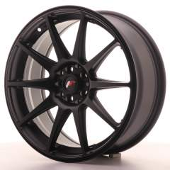Japan Racing JR11 18x7,5 ET40 5x112/114 Flat Black