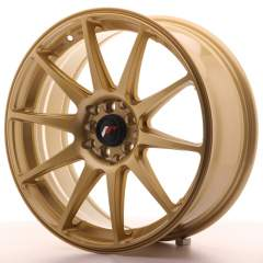 Japan Racing JR11 18x7,5 ET40 5x112/114 Gold