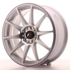 Japan Racing JR11 18x7,5 ET40 5x112/114 Silver Mac