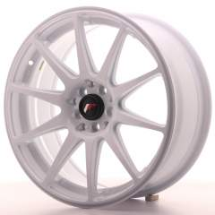 Japan Racing JR11 18x7,5 ET40 5x112/114 White