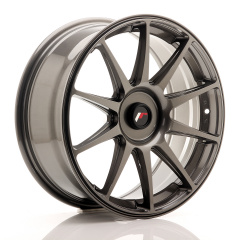 Japan Racing JR11 18x7,5 ET20-40 Blank Hyper Gray<br/>