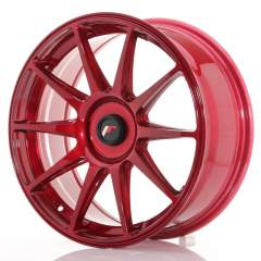 Japan Racing JR11 18x7,5 ET35-40 Blank Platinum Re