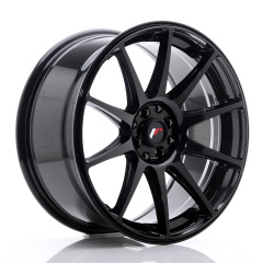 JR Wheels JR11 18x8,5 ET35 4x100/114,3 Glossy Black