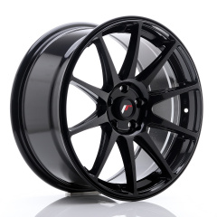 JR Wheels JR11 18x8,5 ET40 5x112 Glossy Black