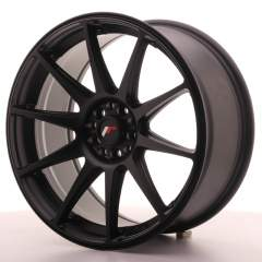 Japan Racing JR11 18x8,5 ET30 5x114/120 Flat Black
