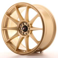 Japan Racing JR11 18x8,5 ET40 5x112/114 Gold