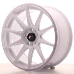 Japan Racing JR11 18x8,5 ET40 5x112/114 White