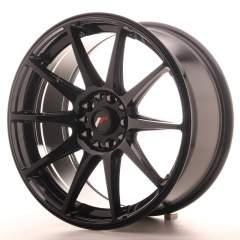 Japan Racing JR11 18x8,5 ET35 5x100/108 Glossy Bla