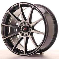 Japan Racing JR11 18x8,5 ET35 5x100/108 Black Mach