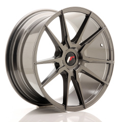 Japan Racing JR11 18x8,5 ET20-40 Blank Hyper Gray<br/>
