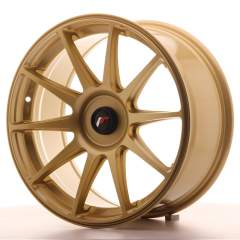 Japan Racing JR11 18x8,5 ET35-40 Blank Gold