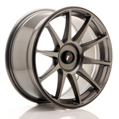 Japan Racing JR11 18x8,5 ET35-40 Blank Hyper Gray<br/>