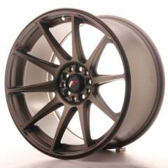 Japan Racing JR11 18x9,5 ET30 4x108/114,3 Dark Bro