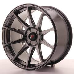 Japan Racing JR11 18x9,5 ET30 5H Blank Dark HB