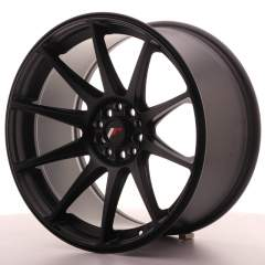 Japan Racing JR11 18x9,5 ET22 5x114/120 Flat Black