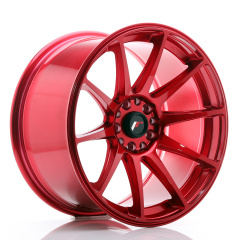 JR Wheels JR11 18x9,5 ET22 5x114/120 Platinum Red