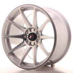 Japan Racing JR11 18x9,5 ET30 5x100/108 Silver Mac