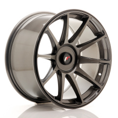 Japan Racing JR11 18x9,5 ET20-30 Blank Hyper Gray<br/>