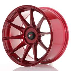 Japan Racing JR11 18x9,5 ET20-30 Blank Platinum Re