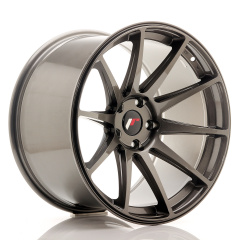 Japan Racing JR11 19x11 ET25 5x120 Hyper Gray<br/>
