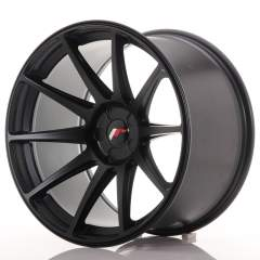 Japan Racing JR11 19x11 ET25 5H Blank Matt Black