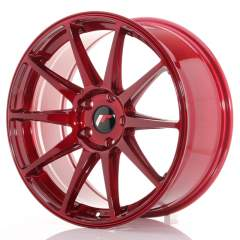 Japan Racing JR11 19x8,5 ET35 5x120 Platinum Red