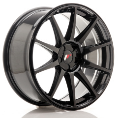 Japan Racing JR11 19x8,5 ET25-43 5H Blank Glossy Black<br/>