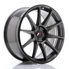 Japan Racing JR11 19x8,5 ET35-43 5H Blank Hyper Gray<br/>
