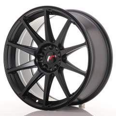 Japan Racing JR11 19x8,5 ET40 5x112/114,3 Matt Bla