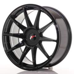 Japan Racing JR11 19x8,5 ET25-40 Blank Glossy Blac