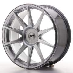 Japan Racing JR11 19x8,5 ET25-40 Blank Hyper Silve