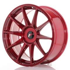 Japan Racing JR11 19x8,5 ET25-40 Blank Platinum Re